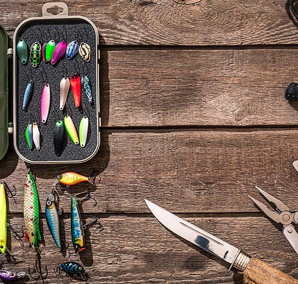 vente d'articles de chasse et de pêche à Saint-Céré